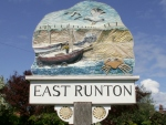 East Runton Village Sign
