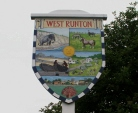 West Runton Village Sign